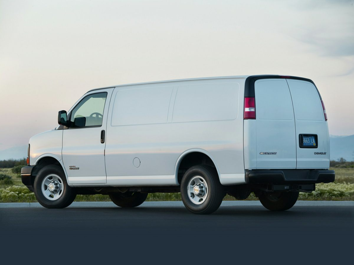 Pre-Owned 2012 Chevrolet Express 2500 Work Van